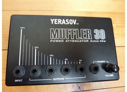 Yerasov Muffler 30 power attenuator 8 ohms 30 W