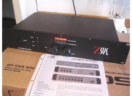 Z-Systems z-8.8 digital detangler (patchbay numerique)