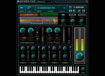 Z3 Audiolabs REZ3 Free