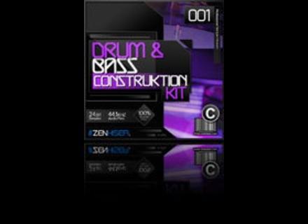 Zenhiser Pro Audio Drum & Bass Construktion Kit
