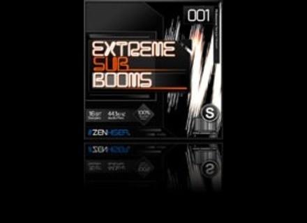 Zenhiser Pro Audio Extreme Sub Booms