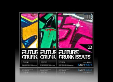 Zenhiser Pro Audio 'Future Crunk Beats' Sample Collection