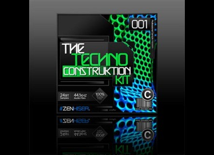 Zenhiser Pro Audio The Techno Construktion Kit