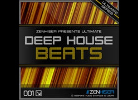 Zenhiser Pro Audio Ultimate Deep House Beats 001