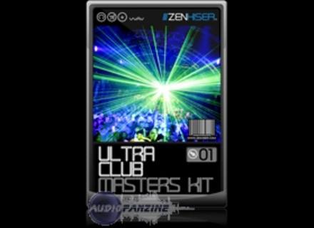 Zenhiser Pro Audio Ultra Club Masters Kit 01