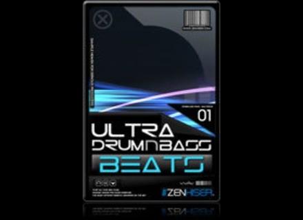 Zenhiser Pro Audio Ultra Drum N Bass Beats 01
