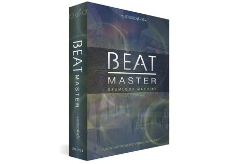 Zero-G Beat Master Drumloop Machine