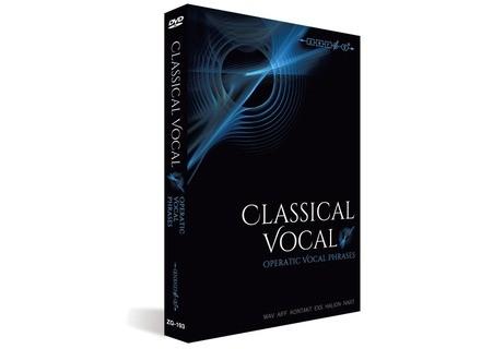 Zero-G Classical Vocal