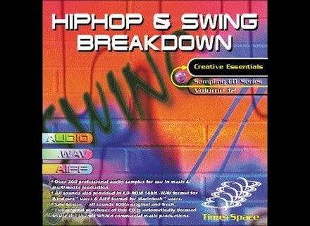 Zero-G Creative Essentials Vol. 12 Hip Hop & Swing Breakdown