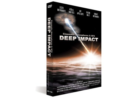 Zero-G Deep Impact: Cinematic Atmospheres & SFX