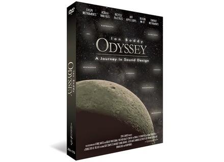 Zero-G Ian Boddy Odyssey
