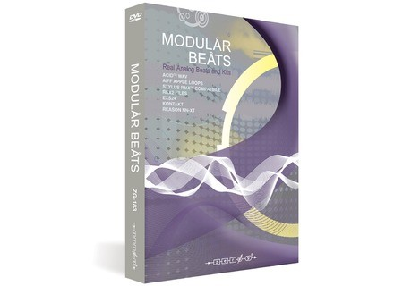 Zero-G Modular Beats: Real Analog Beats and Kits