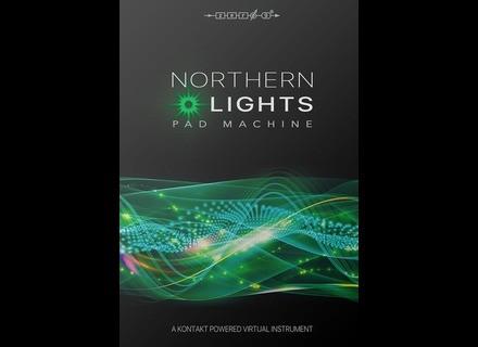 Zero-G Northern Lights Pad Machine