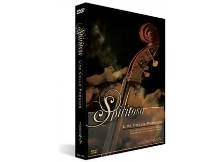 Zero-G Spiritoso: Live Cello Phases