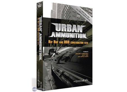 Zero-G Urban Ammunition