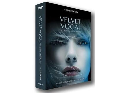Zero-G Velvet Vocal
