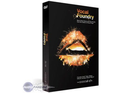 Zero-G Vocal Foundry