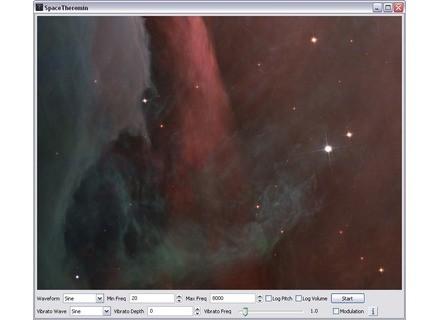 Zeta Centauri SpaceTheremin