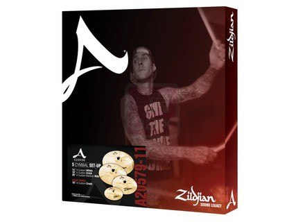 Zildjian A Custom Box Set