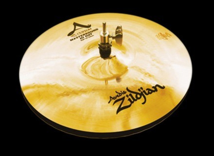 """Zildjian A Custom Mastersound HiHat 13"""""""