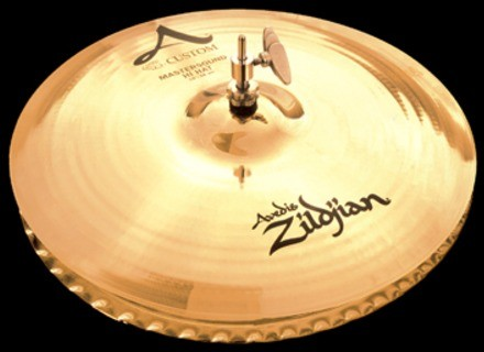Zildjian A Custom Mastersound HiHat 15