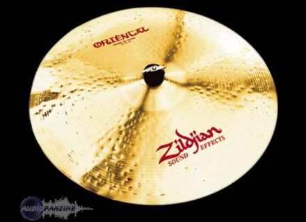 Zildjian FX Oriental Crash of Doom 18""