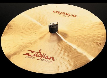 Zildjian FX Oriental Crash of Doom 20""