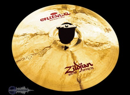 Zildjian FX Oriental Splash Trash 11""