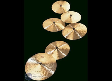 Zildjian K Constantinople Hi Bell Dry Light Ride 22
