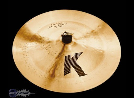 Zildjian K Custom Dark China 19""
