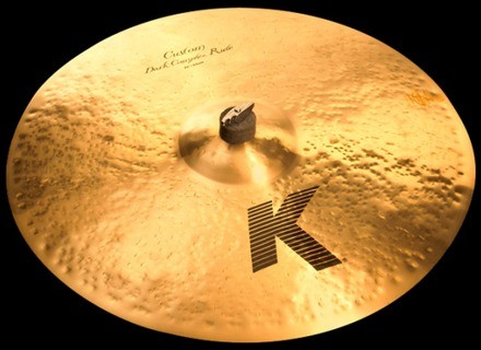 Zildjian K Custom Dark Complex Ride 21