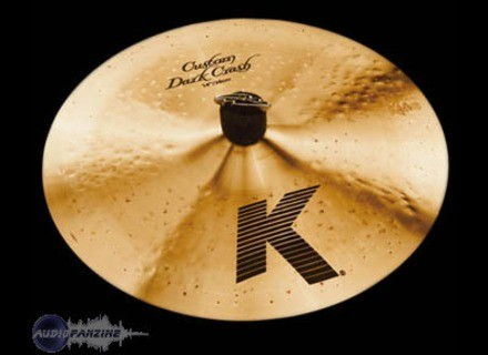 Zildjian K Custom Dark Crash 14''