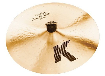 Zildjian K Custom Dark Crash 15