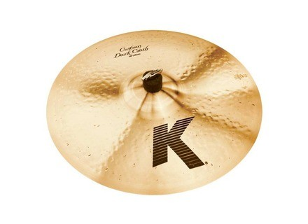 Zildjian K Custom Dark Crash 18''