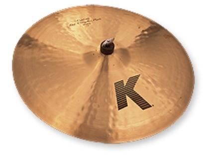 """Zildjian K Custom Dry Complex Thin Ride 22"""""""