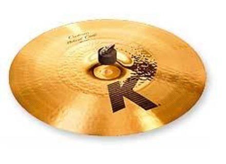 Zildjian K Custom Hybrid Crash 17""