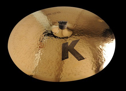 Zildjian K Dark Thin Ride 22""