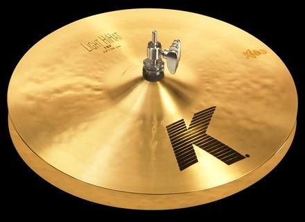 """Zildjian K Light HiHat Pair 16"""""""