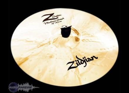 """Zildjian Z Custom Medium Crash 18"""""""
