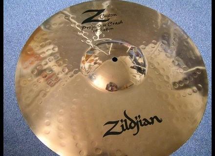 "Zildjian Z Custom Projection Crash 19"""