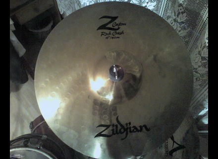 Zildjian Z Custom Rock Crash 16''