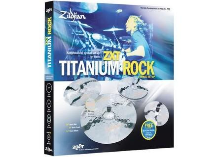 Zildjian ZXT Titanium Rock Box Set