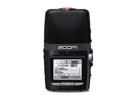 Zoom H2