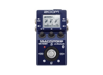 Zoom MultiStomp MS-100BT