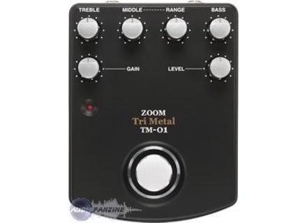 Zoom TM-01 Tri Metal
