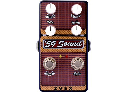 Zvex '59 Sound Vertical