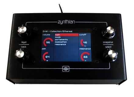 Zynthian Open Synth Platform