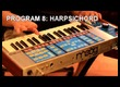 Moog Source - the 15 classic factory patches