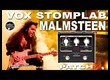 VOX Stomplab MALMSTEEN Distortion [GUITAR PATCHES].