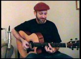 Adam Rafferty - Sir Duke by Stevie Wonder - Solo  Fingerstyle Guitar